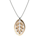 leaf health tracker pendant