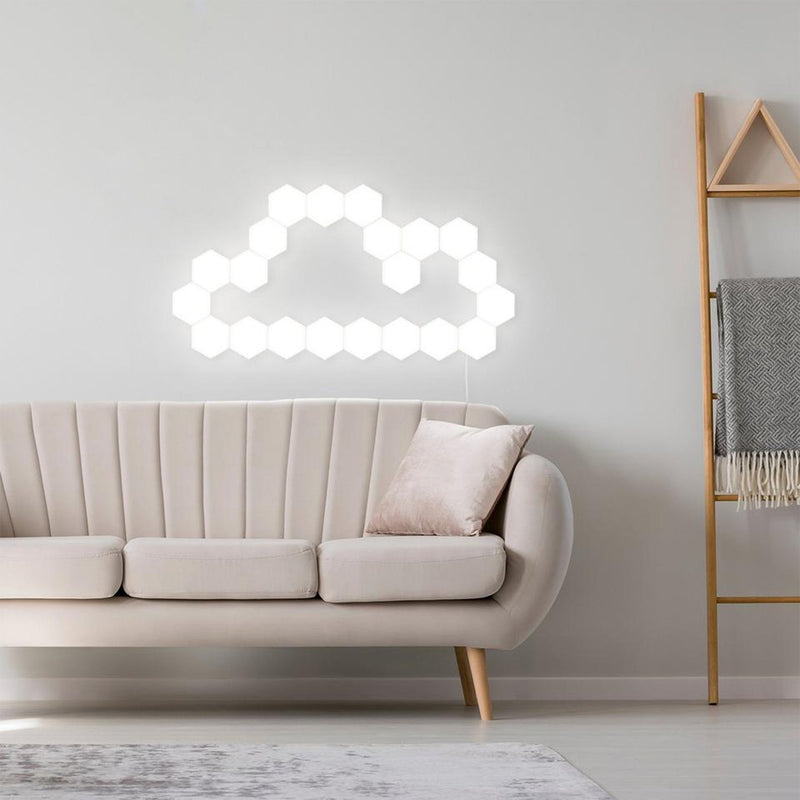 Modular Touch Smart Lightning living room