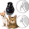 pet nail trimmer works on all pets infographic