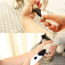 pet nail trimmer lifestyle