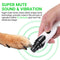 pet nail trimmer working features infographic