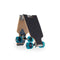 portable mini skateboard folded