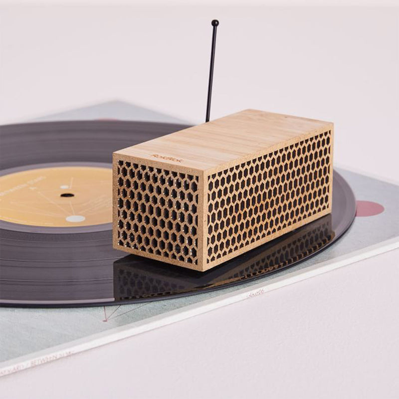 Portable Vinyl Record Player lifestyle