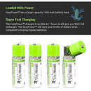 Rechargeable Batteries fast charging