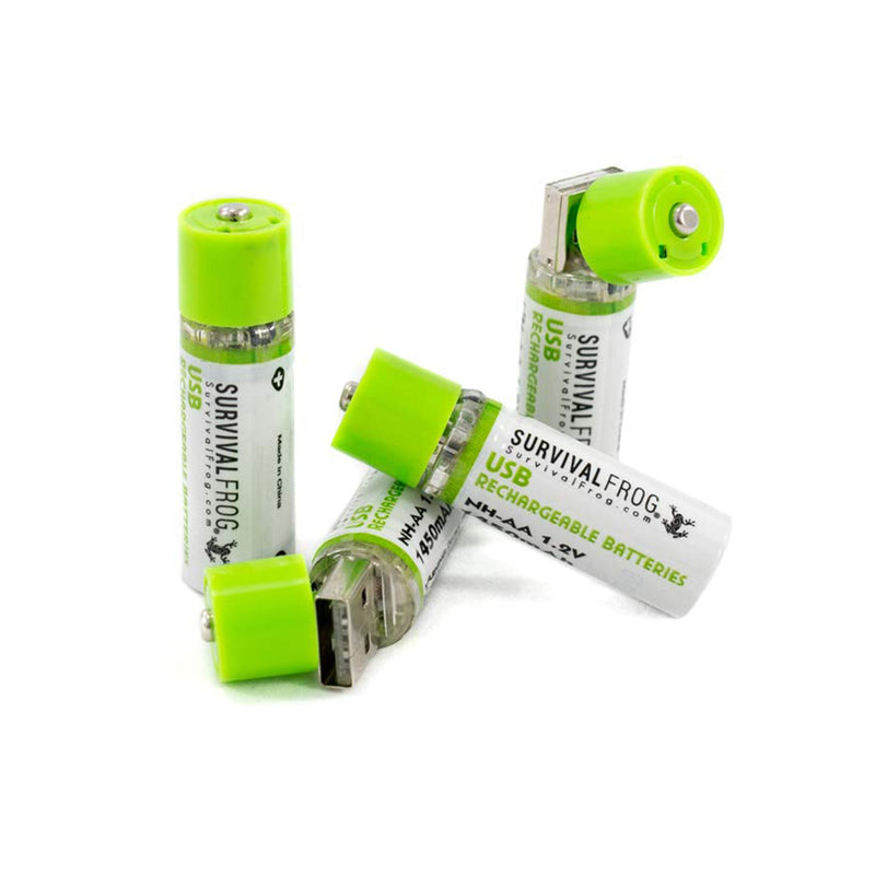 Rechargeable Batteries Main image