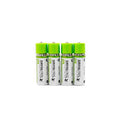 Rechargeable Batteries 4 pack front view