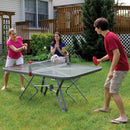 Retractable Table Tennis Net play anywhere lifestyle