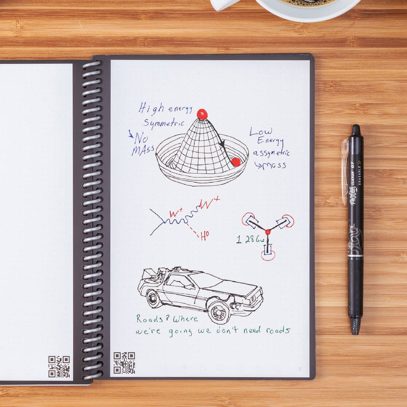 reusable notebook lifestyle sketches