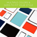 reusable notebook multiple colors