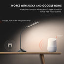 Smart Plug works with Amazon Alexa and Google Home infographic