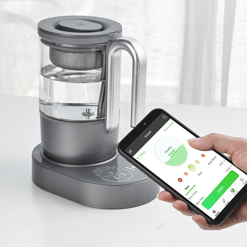 tea brewer app