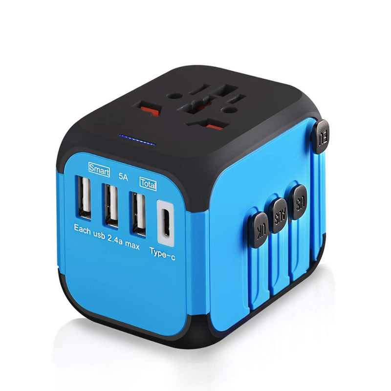 Universal Travel Adapter main image