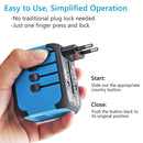 Universal Travel Adapter easy to use