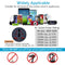 Universal Travel Adapter infographic widely applicable