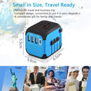 Universal Travel Adapter small in size