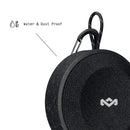 Waterproof Floating Speaker waterproof infographic