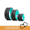 Yoga Back Wheel 3 pack bundle