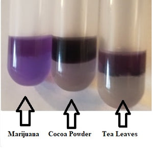 MH-21 Marijuana / Hashish Test (Duquenois)