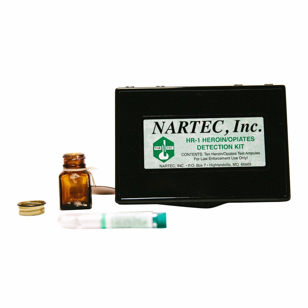 HR-1 Heroin/Opiates Test (Box of 10)