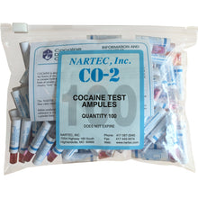"CO-2 Cocaine/""Crack"" Test (Bag of 100)"