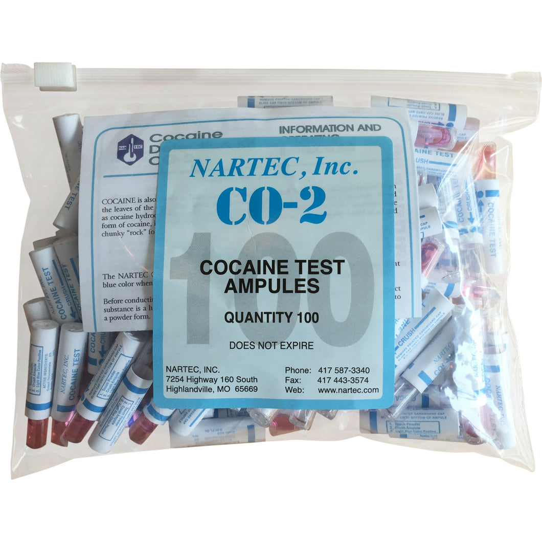 CO-2 Cocaine/