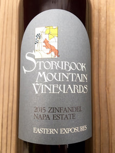 2015 Storybook Mountain Eastern Exposures Zinfandel