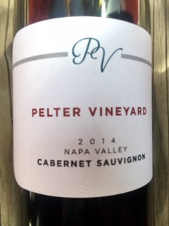 2014 Pelter Vineyards Cabernet Sauvignon