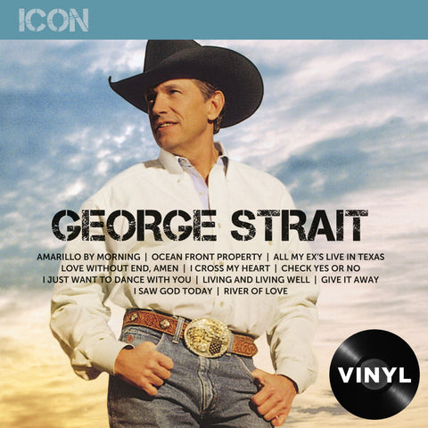 George Strait ICON LP