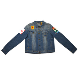 80s Singles Denim Jacket Package - Women's
