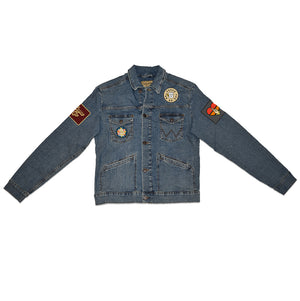 90s Singles Denim Jacket Package - Men's