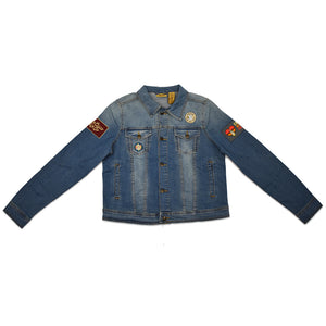 90s Singles Denim Jacket Package - Women's