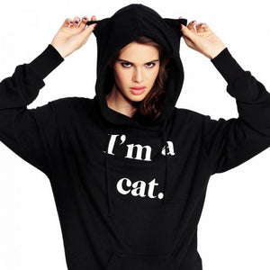 Cat Ear Hoody
