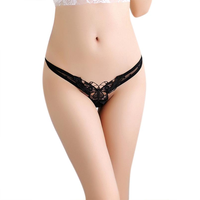 Butterfly Lace G-String