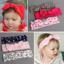 Cute newborn baby girl headband