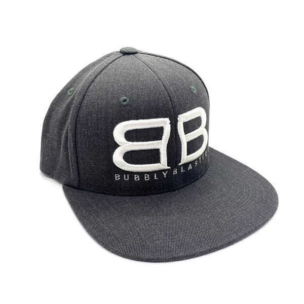 Limited Edition Snapback - Charcoal