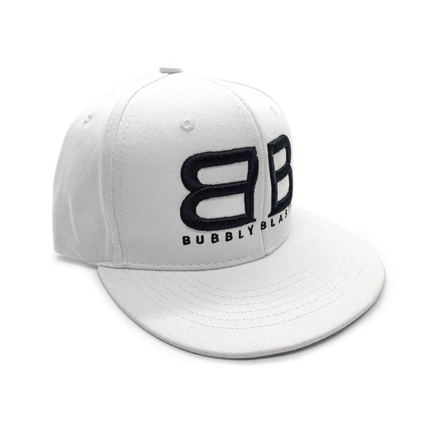 Limited Edition Snapback - White