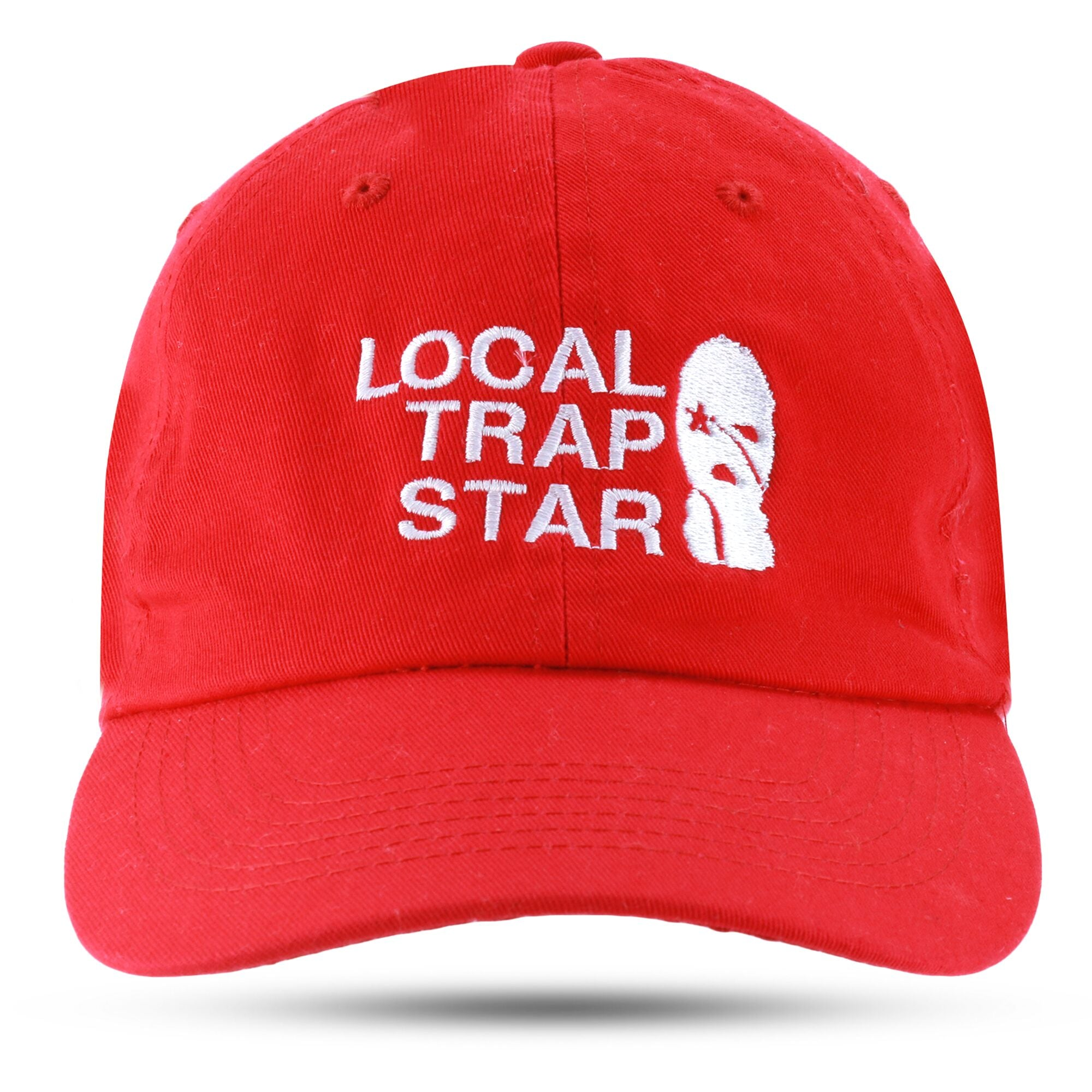 LTS Red Dad Hat