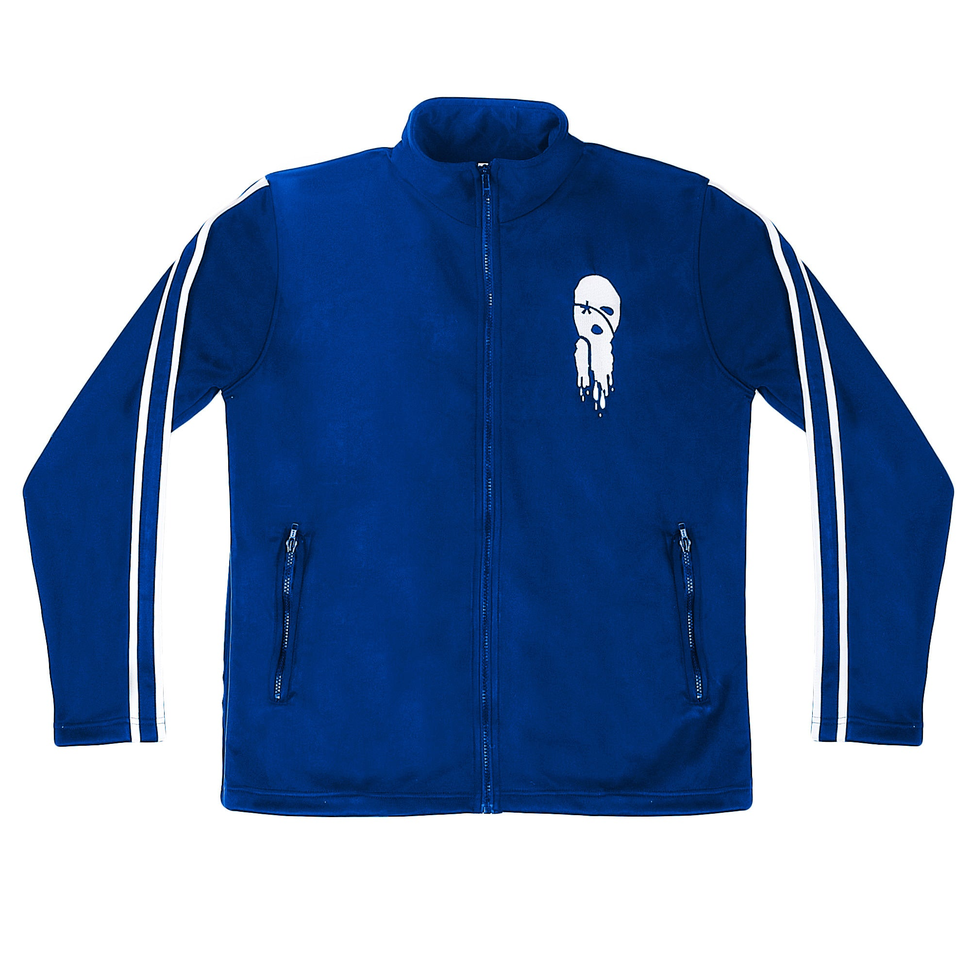 Nipsey Blue Trapsuit Jacket