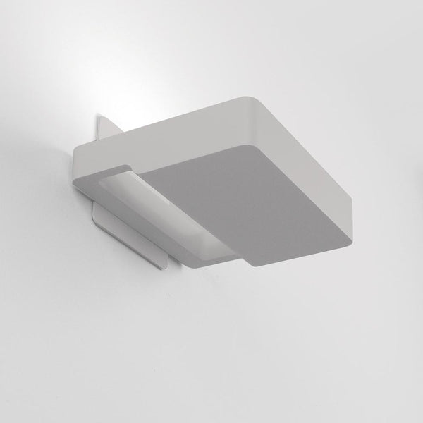 Square wall CFL 18W grey - artemidestore.ca