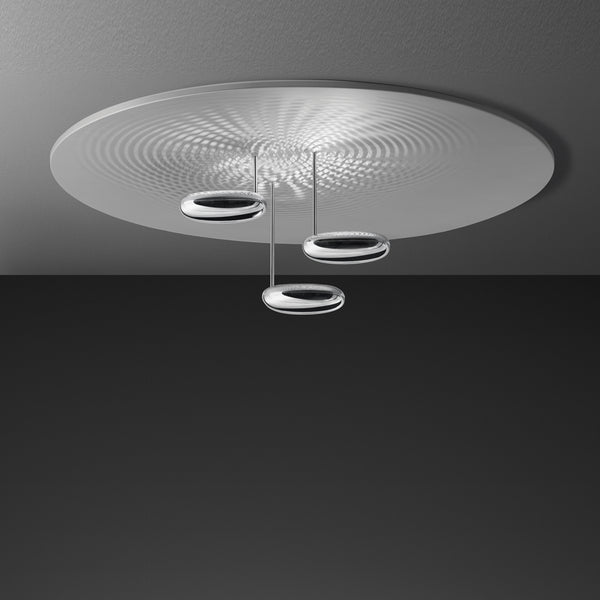 Droplet ceiling LED 3x35W