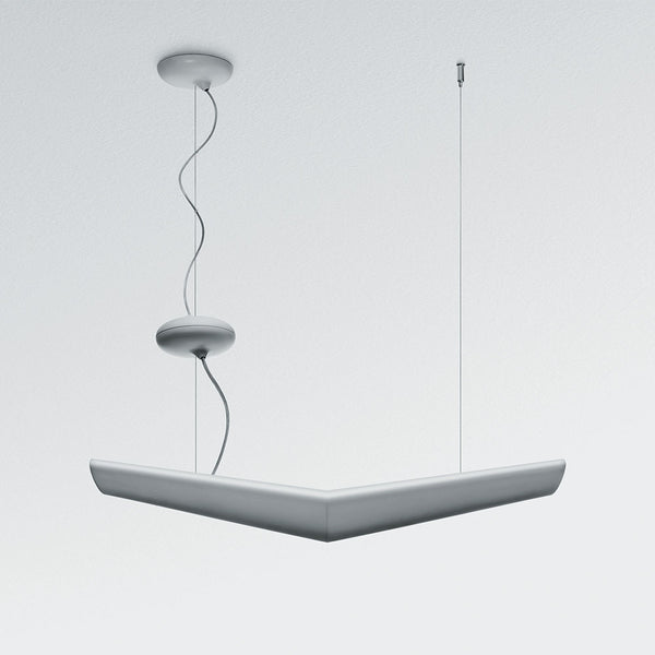 Mouette mini suspension symetrical Fluorescent 2X34W - artemidestore.ca