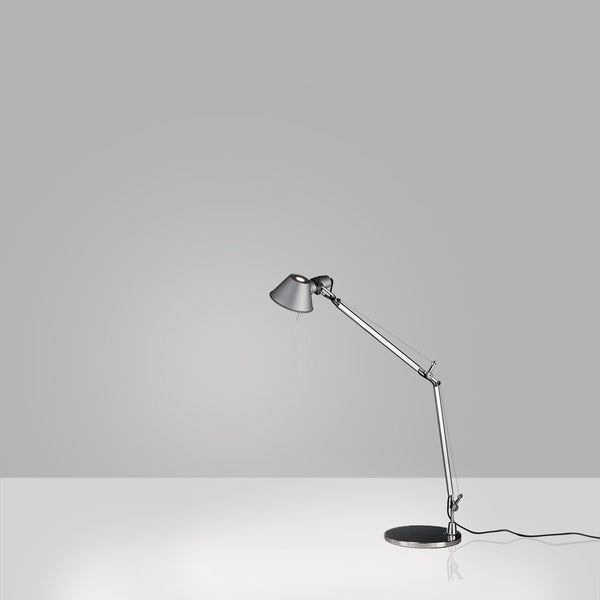Tolomeo Mini LED w/motion sensor aluminum Table