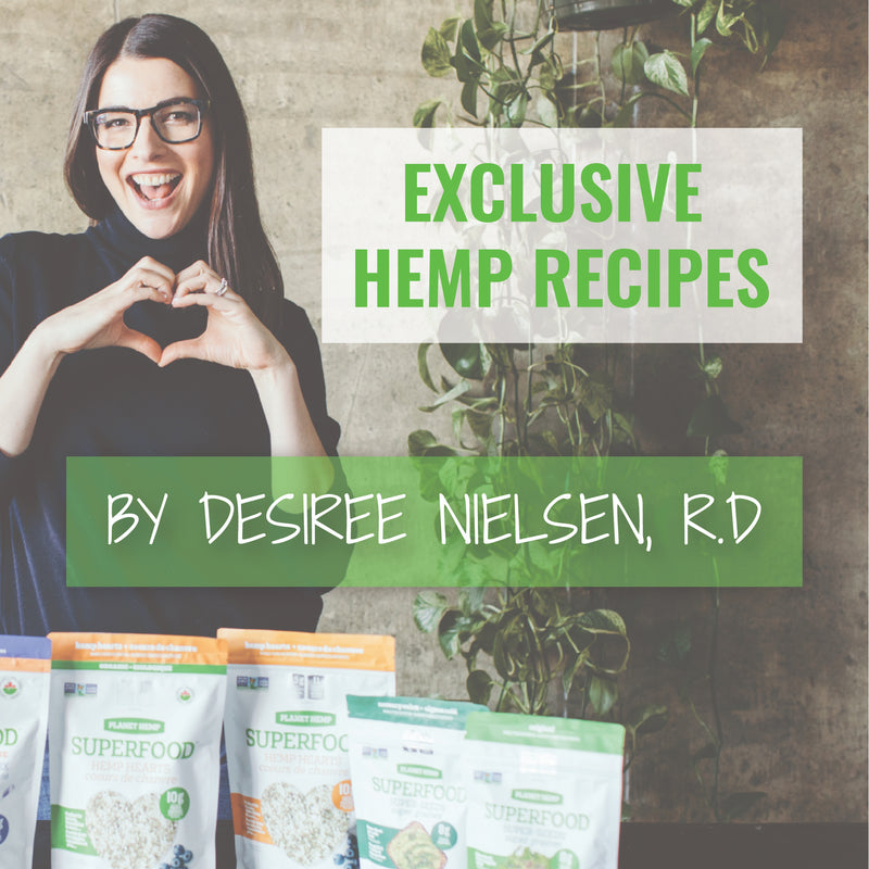 Desiree Nielsen Recipes