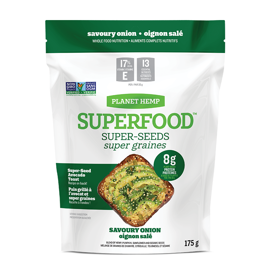 Super-Seeds Savoury Onion