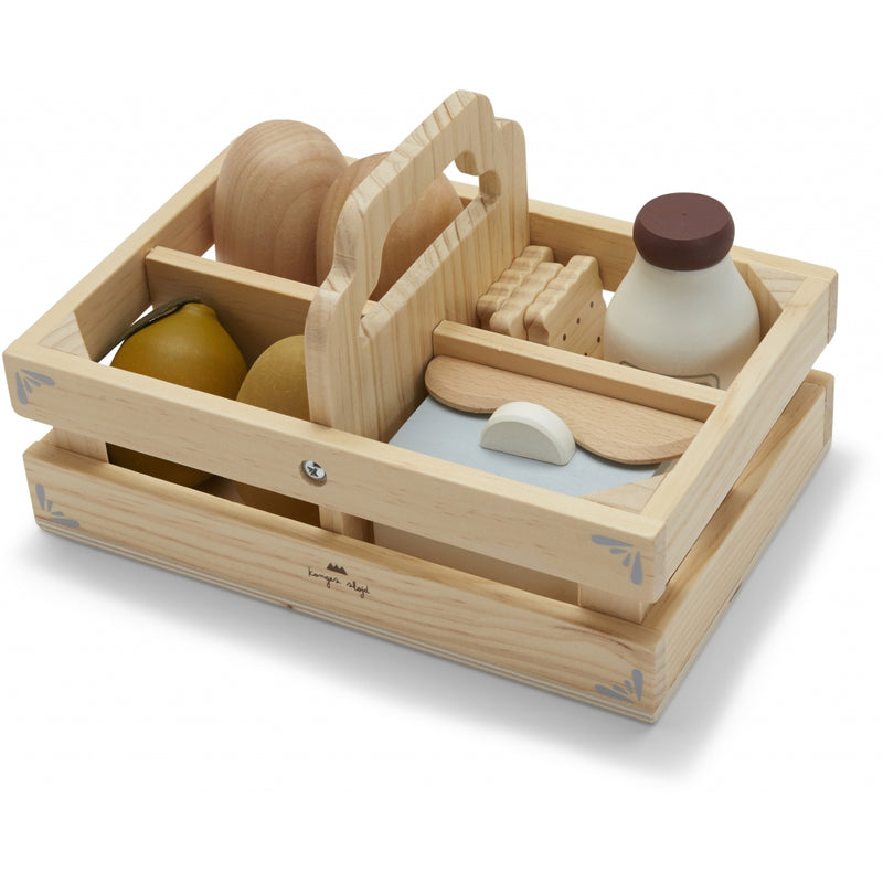 Wooden Food Box