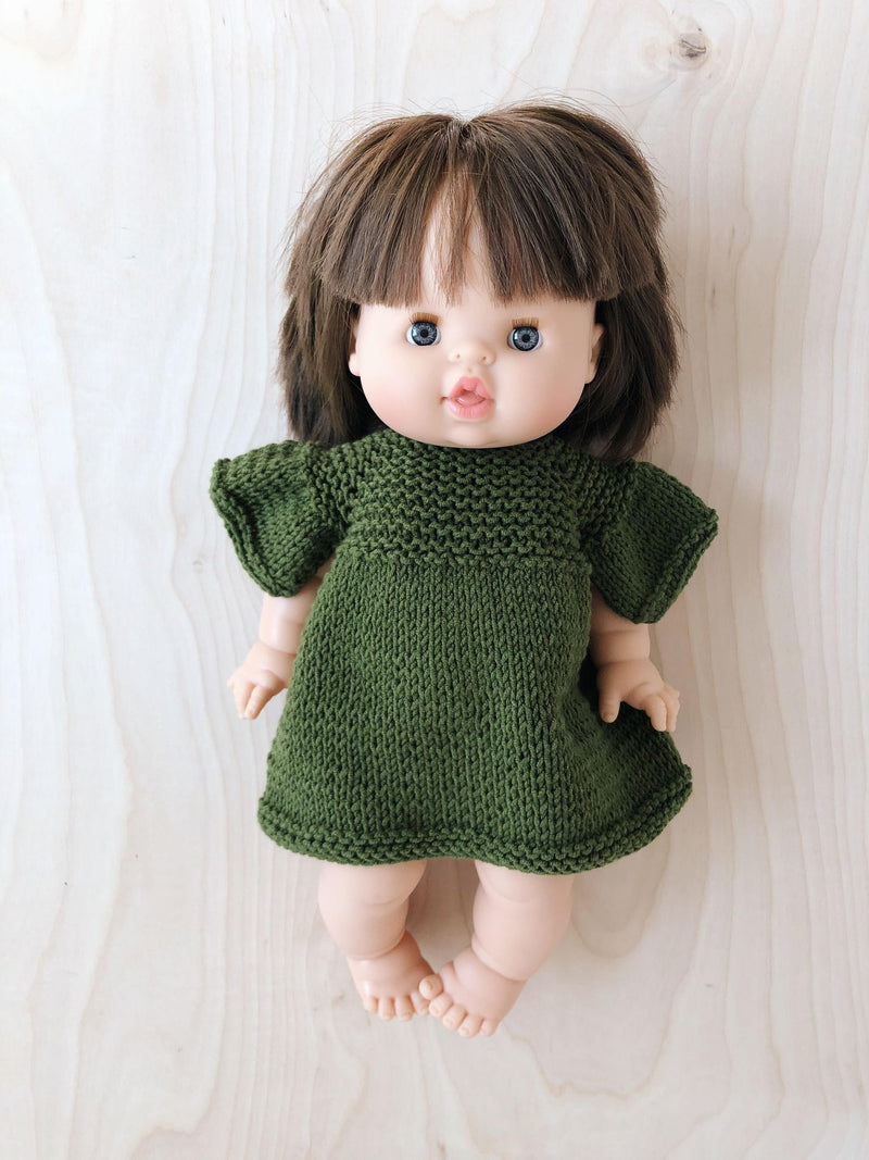 Doll Knit Dress