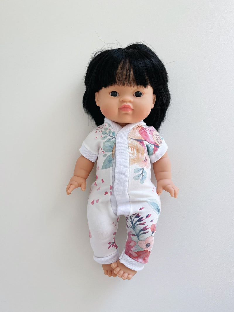 Doll Sleeper | Boho Floral