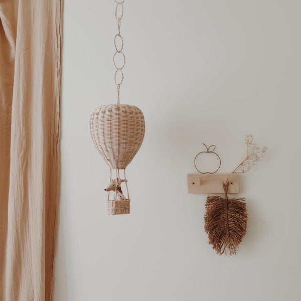 Handmade Hot Air Balloon