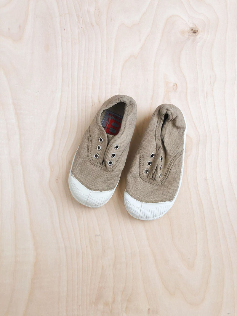 Elly Slip On | Taupe