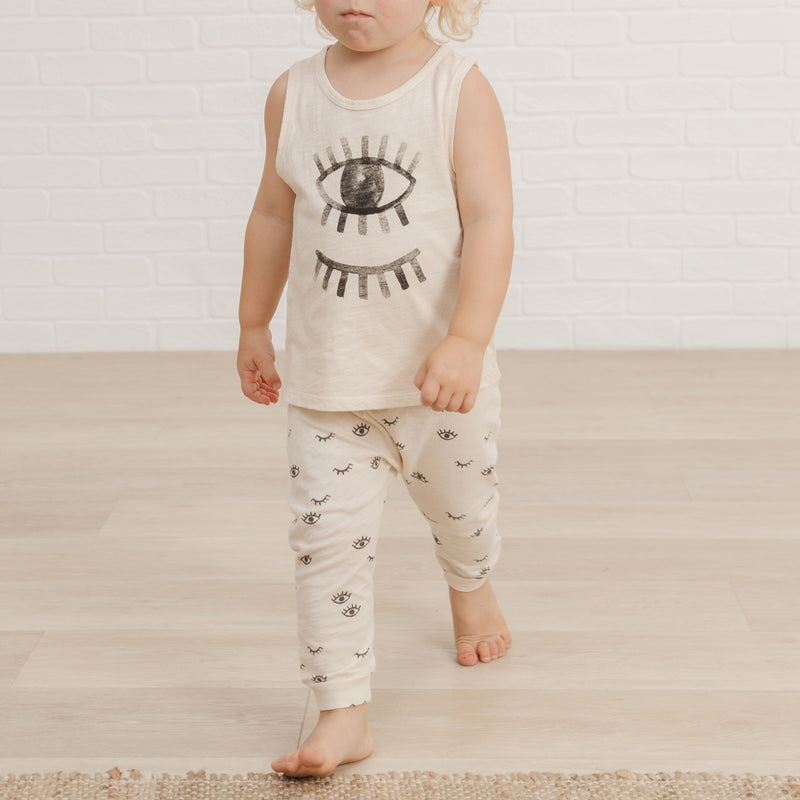 Eyes Slouch Pant